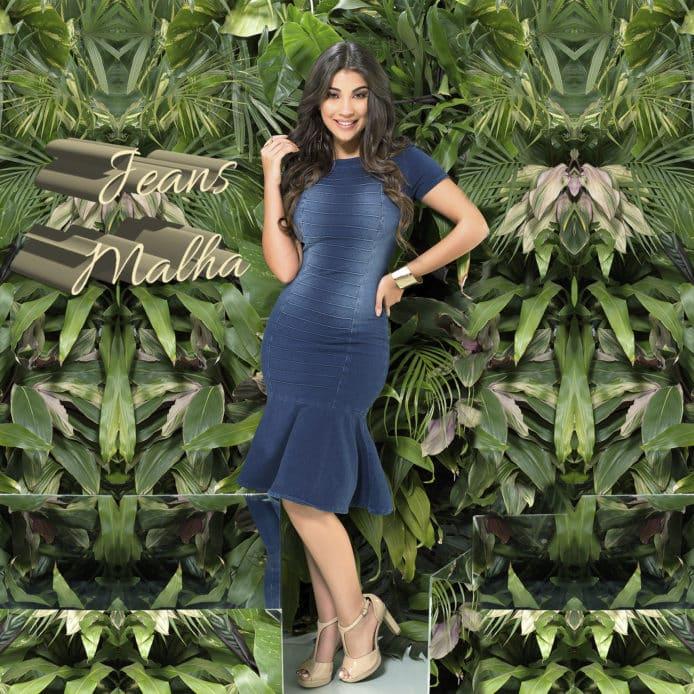 Jeans Malha - Rowan moda evangelica